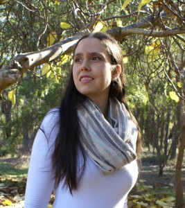 Cottesloe Days - cowl/infinity scarf version